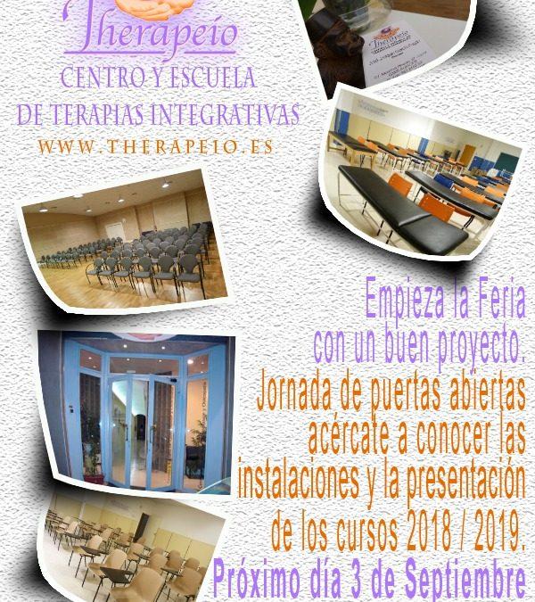 Presentación Cursos 2018-2019